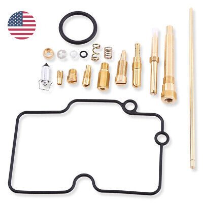 2004-2009 For Yamaha YFZ 450 Carburetor Rebuild Kit Carb YFZ450 Repair USPS