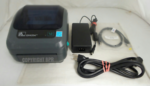 GX42-202510-000 Parallel /& Serial Interfaces P//N Zebra GX420d with USB