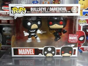 Funko-POP-Marvel-Collector-Corps-Exclusive-Daredevil-Vs-Bullseye