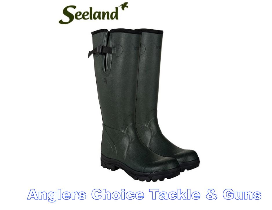 con il 60% di sconto Seeland Seeland Seeland Allround avvio 18  4 mm DARK verde  qualità di prima classe