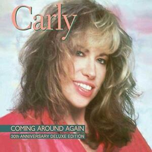Carly-Simon-Coming-Around-Again-30th-Anniversary-Deluxe-Edition-NEW-2CD