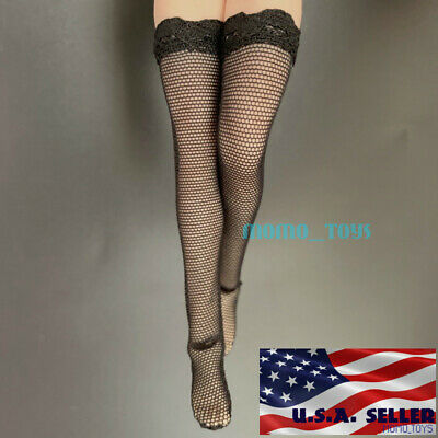 "1//6 Women Stockings For 12/"" Phicen TBLeague Hot Toys Female Figure SHIP FROM USA"