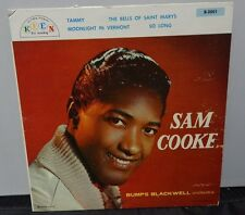 Sam Cook The Bells Of Saint Mary's - Tammy Record Sleeve Bumps Blackwell - Keen