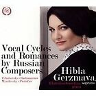 Vocal cycles and romances by Russian composers (2014)