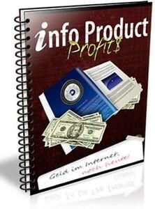 eBook-Infoprodukt-PROFITE-Geld-im-Internet-noch-heute-INFORMATIONS-PRODUKTE-PLR
