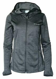 New-COLUMBIA-Womens-Station-Full-Zip-fleece-lined-hoodie-Plus-Size