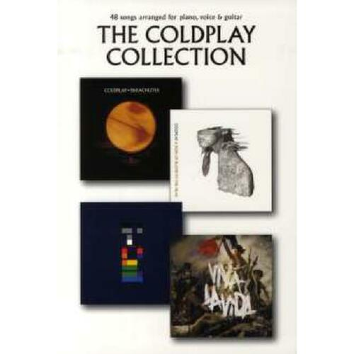 Gesang /& Gitarre Songbook Klavier Noten Musiknoten The Coldplay Collection
