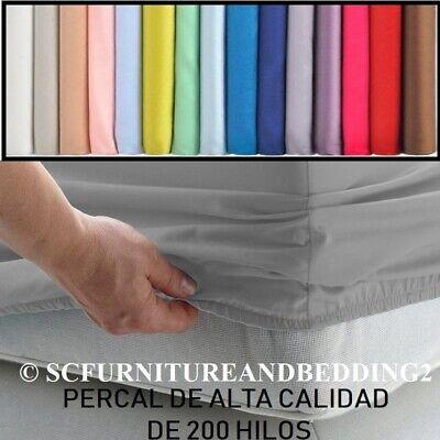 Sabanas Bajeras Para Cama De 160 x 190cm **Anti Pilling** MEDIDA IKEA | eBay
