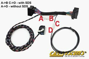 Audi-Bluetooth-SDS-Wiring-A3-A4-RNS-E-Concert-8P1862335-8P0862335-8T0862335