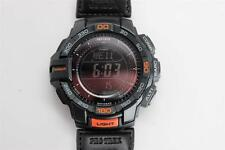 CASIO Pro Trek Tough Solar Powered Triple Sensor 3 Engine Watch PRG270B-1CR
