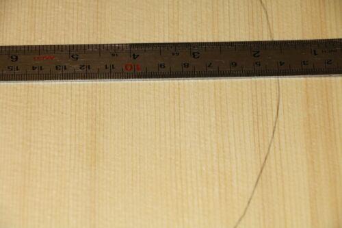 Luthier Spruce Acoustic Tone wood Fichte Tonholz Guitar Top  Sound board  2007