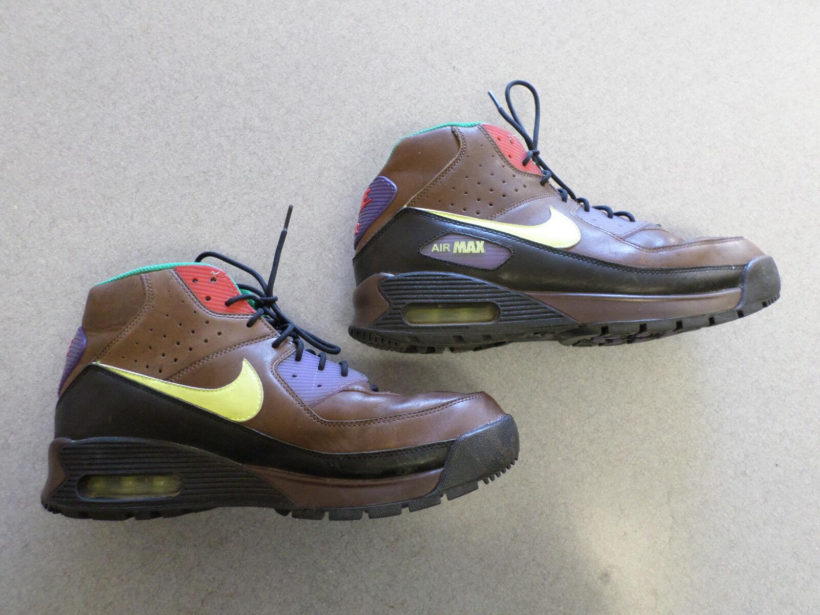 2007 Nike