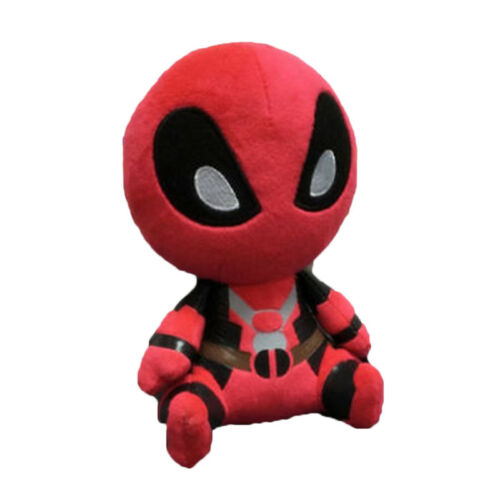 Marvel X-Men Plush Doll Action Figure Height 20cm Soft Toy Kids Gift Sofa Decor