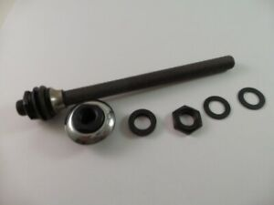 Shimano NOS Bicycle Deore LX FH-M560 7 speed Rear Axle Set 10x1x141mm