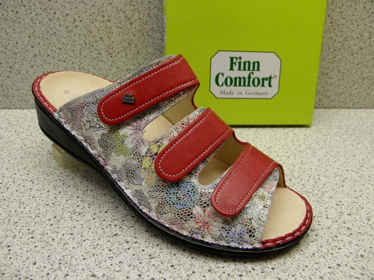 Finn Comfort ® rojouce, hasta ahora    pisa gratis premium-calcetines (fc15)  despacho de tienda