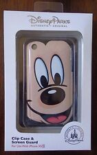 Disney Parks D-Tech Mickey Mouse iPhone Cover Clip Case & Screen Guard 3G 3GS