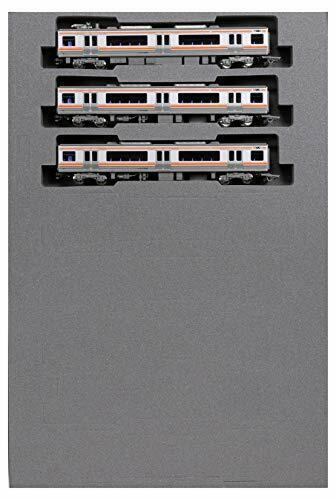 Kato scala N SERIE 3135000 [specialee Servizio rapido] ulteriori 3 Auto Set Nuovo