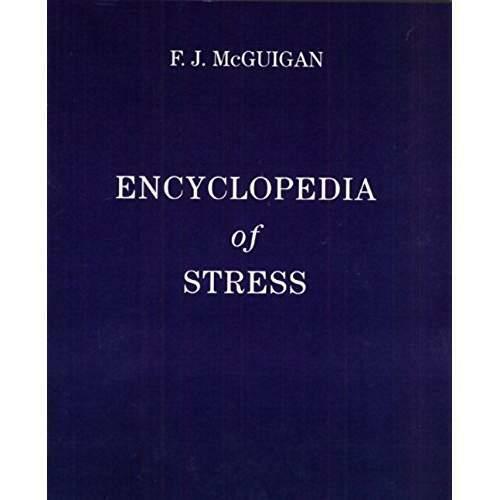 Encyclopedia of Stress, F.J. McGuigan, New Paperback Book
