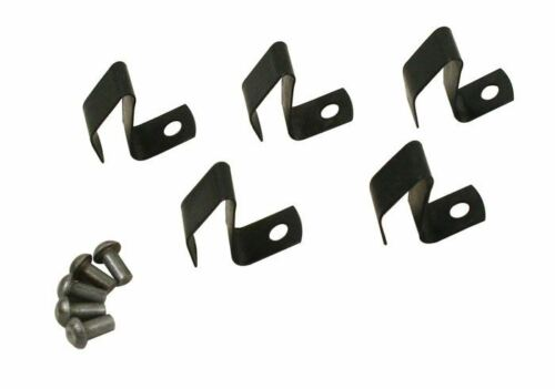 Tipo 2 Bay Hub Cap clip e Rivet KIT 1 KIT per ruota 111698131