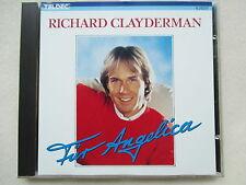 Richard Clayderman - Für Angelica - CD