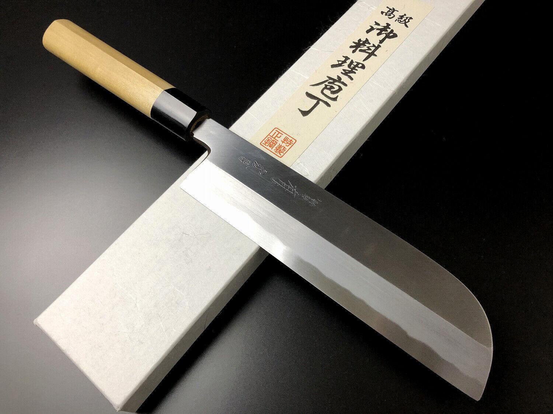 Japonaise couteau de cuisine bleu ARITSUGU acier Légume kamausuba 210 mm 8.26  AT101