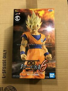 Son-Goku-Super-Saiyan-2-Dragon-Ball-Z-Banpresto-PVC-Statue-Gamestop-Exclusive