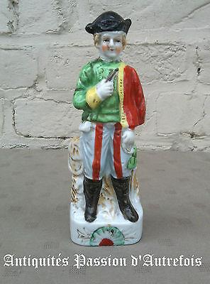 B201681 - Figurine De 17,5 Cm En Porcelaine 1950-70 - Tb état