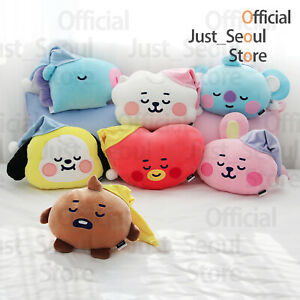 Official BTS BT21 Baby A Dream of Baby Face Cushion +Freebie +Free Tracking