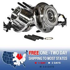 2 NEW Front Wheel Hub Bearing Assembly F250 F350 F450 F550 SUPER DUTY 4X4 4WD