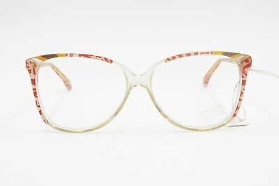 80s Rainbow Womens Ladies Eyeglasses Cat Eye Shaped , New Old Stock Vendendo Bene In Tutto Il Mondo