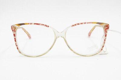 Apprensivo 80s Rainbow Womens Ladies Eyeglasses Cat Eye Shaped , New Old Stock Le Merci Di Ogni Descrizione Sono Disponibili