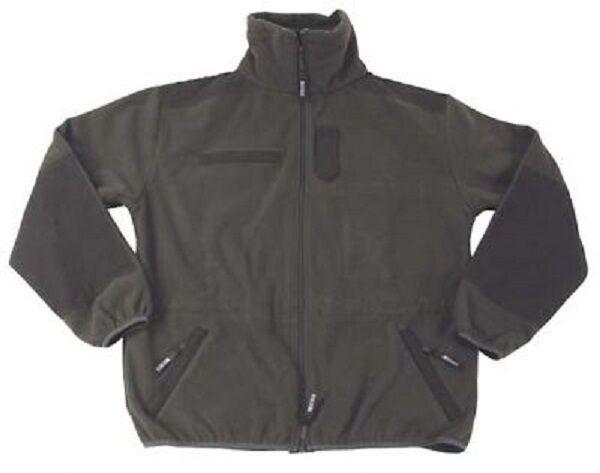 BW Fleece chaqueta Alpin frío projoección CHAQUETA BW Pinewood Jacket verde oliva XL