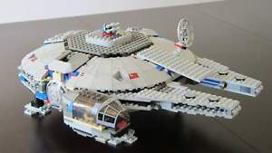 Image Is Loading LEGO 7190 Star Wars Millenium Falcon 2000 Edition