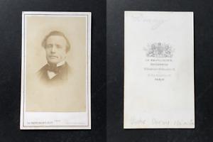Reutlinger-Paris-Victor-Duruy-historien-et-homme-politique-circa-1865-vintag