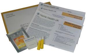 Food-Intolerance-Test-Home-Allergy-Testing-Kit-90-Foods-Tested-Elisa-Postal-Pack
