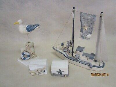 Gewidmet Maritime Deko, 4-teilig ZuverläSsige Leistung
