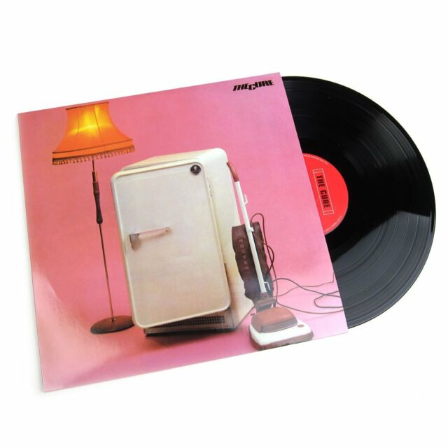 The Cure - Three Imaginary Boys(180g 1LP Vinyle) 2017 Lilith