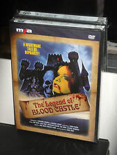 The Legend Of Blood Castle (DVD) Jorge Grau, Espartaco Santoni, Lola Gaos, NEW!