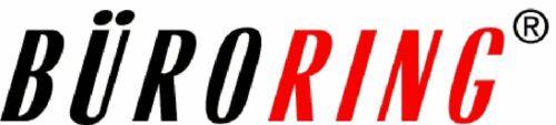 5x BÜRORING A4 extrabreit A-Z Register BRG620145 Plastikregister 20-tlg PP-Folie