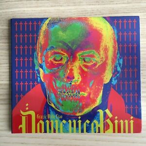 Domenico-Bini-Il-Maestro-Grazie-Mille-Ciao-CD-Album-Sigillato-E-NON