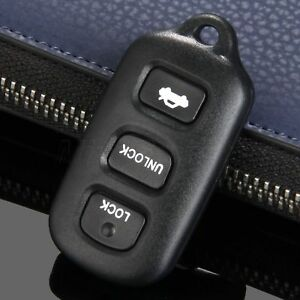 4 Buttons Car Remote Key Shell Case Key Fob Cover for Toyota