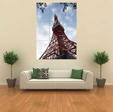 TOKYO TOWER  NEW GIANT POSTER WALL ART PRINT PICTURE X1460