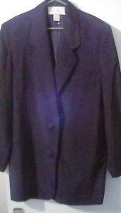 Jacket Silk Slim Pure Single Washed Breasted Szs Black Classic principes Uzw05qzH