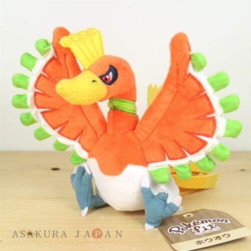 Pokemon Center Original Pokemon fit Mini Plush #250 Ho-Oh doll Toy Japan