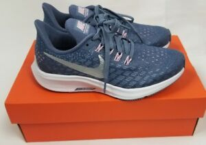 brand new 94b9a 21e3b Details about Nike Air Zoom Pegasus 35 Size 2Y