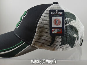 81b76464c19 Image is loading Michigan-State-MSU-Spartans-Sparty-Stretch-Fit-Baseball-