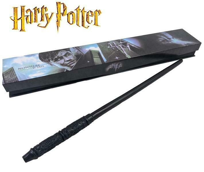 Harry Potter Severus Snape Wand Replica Cosplay Gryffindor 18 Slytherin Magic
