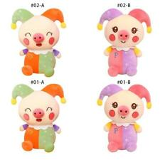 Cute Pig Shaped Doll Bed Plush Accessories Early Educational Toys
