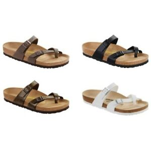 59f434a55f317 Image is loading Birkenstock-Mayari-Birko-Flor-sandals-Made-in-Germany