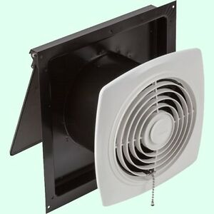 Charmant Image Is Loading KITCHEN EXHAUST FAN 8 034 Pull Chain White